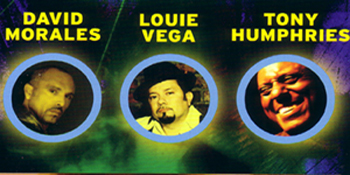 The 3 Kings of House Showcase of 1990s Music Coverage