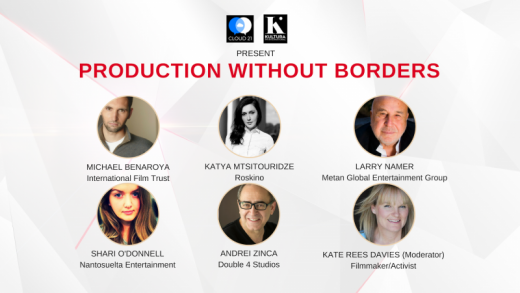 "Cloud21 International and Kultura PR International Host ""Production Without Borders"" Panel alongside 2018 AFM"