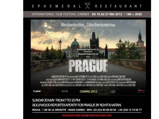'Prague' comes to Cannes!