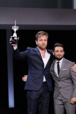 Ewan McGregor Donostia Award