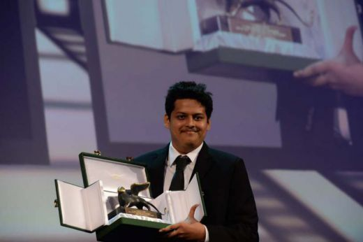 """Luigi De Laurentiis"" Venice Award For A Debut Film to Chaitanya Tamhane"