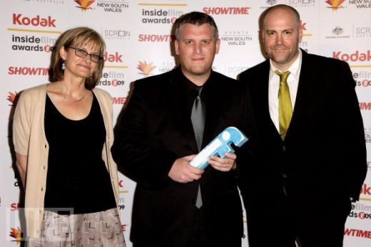 The Last Confession of Alexander Pearce Wins at 2009 Inside Film Awards