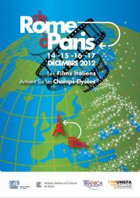 De Rome à Paris,