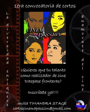 Cinema Passion Poster