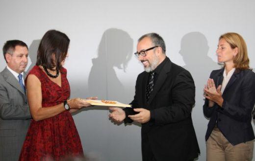 Spanish National Cinematography Award - Alex de la Iglesia