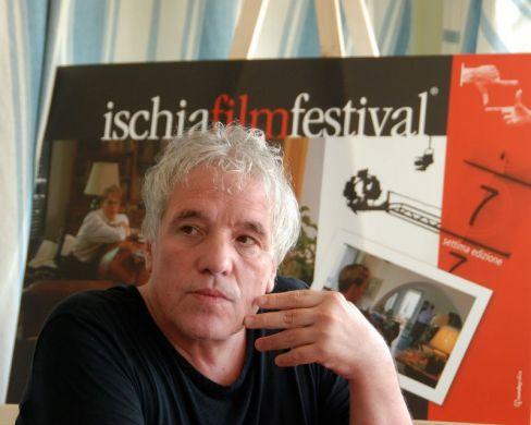 Abel Ferrara at Ischia Film Festival