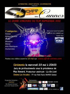 Off de Cannes Poster