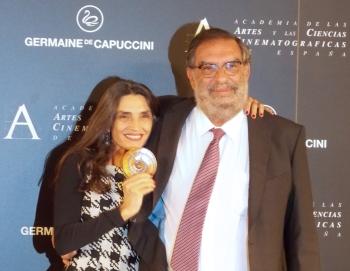 Angela Molina, Spanish Medalla de Oro