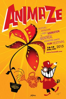 ANIMAZE Poster revealed