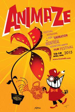 ANIMAZE Poster revealed