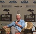 Gere on panel at Hyatt