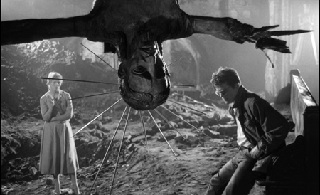 Still from Ashes and Diamonds, 1958.