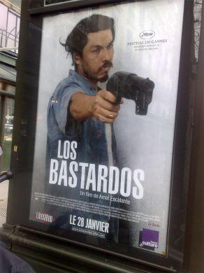 Los Bastardos au cinéma