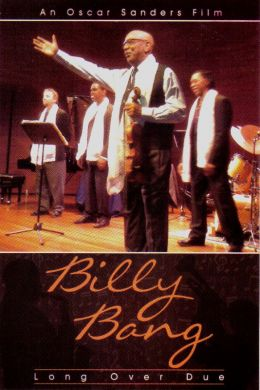 BIILY BANG: LONG OVER DUE DVD COVER