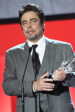 Benicio del Toro, Donostia Award