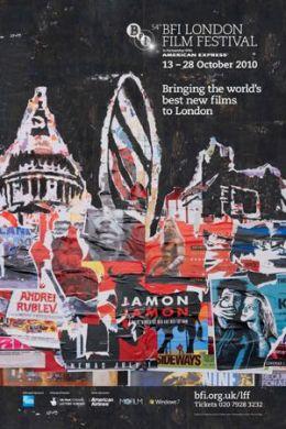 BFI London Film Festival film poster