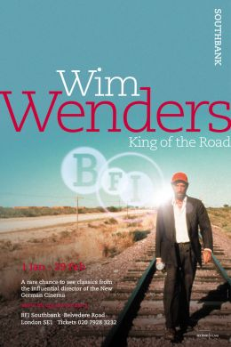 Wim Wenders Tribute from BFI
