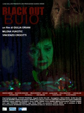 Black out-Buio Poster