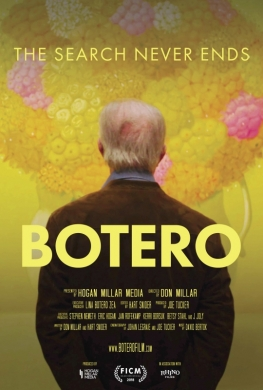 Interview with Director Don Millar for BOTERO (2018) @ SIFF