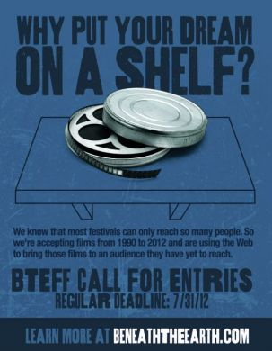 BTEFF 2012 Call for Entries