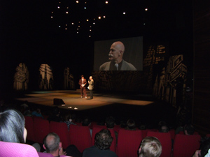 Serge Bromberg and Will Vinton on the Closing Ceremony