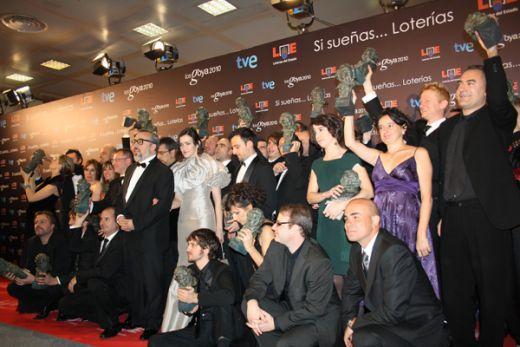 goya awards winners