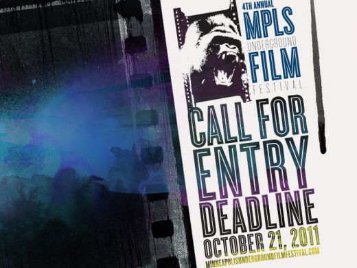 Minneapolis Underground Film Festival Call for Entry 2011
