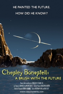 Interview with Director Douglass Stewart jr. for Chesley Bonestell: A Brush with the Future (2019)