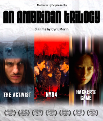 Interview with Writer/Director/Composer Cyril Morin