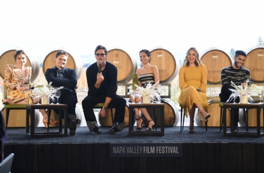Materra Winery in Napa Hosts Rising Star Tributes at 9th Annual NVFF