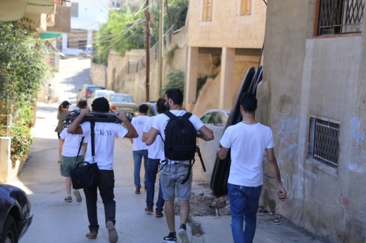 """Interview with Director Daizy Gedeon for her Documentary """"Enough!: Lebanon's Darkest Hour"""" (2021)"""