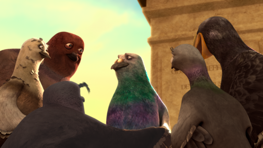Interview With Writer/Director Dmitry Milkin For Award Winning Animation Short 'Curpigeon'
