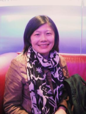 """Having a chat with director of """"SEVEN DAYS IN HEAVEN"""", Essay Liu"""
