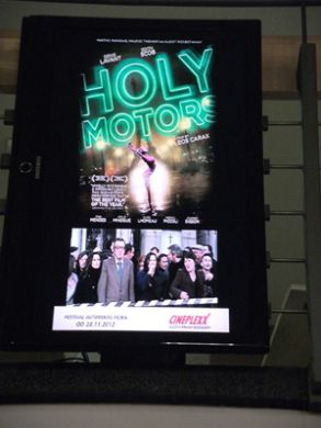 Author Film Festival for Holly Motors