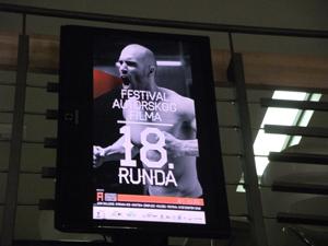 18th Author Film Festival-Belgrade