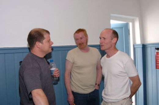 Paul Laverty chats to emerging screenwriters.