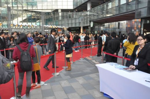 8th Panorama opening ceremony