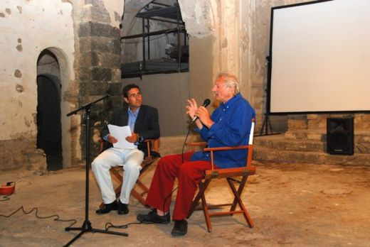 Nico Cirasola at Ischia Film Festival
