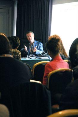 Scott at IFFS Paris