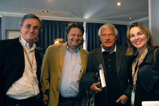 Jérome Paillard -Marché du Film Lionel Chouchan Le Public Système and IFFS Chair