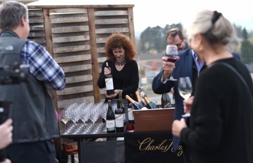 9th Annual Napa Valley Film Festival's Variety Vivant at Archer Hotel