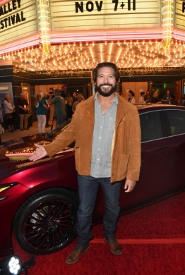 The 8th Annual Napa Valley Film Festival Opening Night 2018
