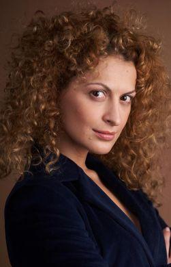 Diana Maximova - Actress -  lead female role Maria