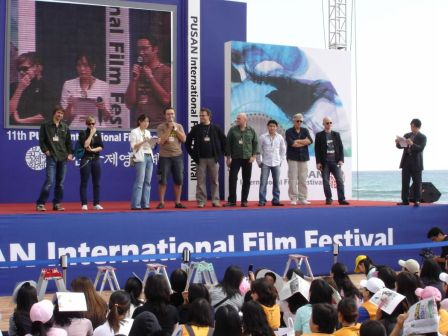 EFP Delegation at Pusan Film Festival