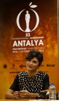 Audrey Tautou at Antalya ff