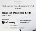 Anup Jalota Presents 4th MWFIFF 2021 Announces Discount on Film Submissions Entries