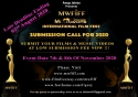 Call For Entries For MWFIFF - Deadline ENDS ON - 2nd August 2020!!!