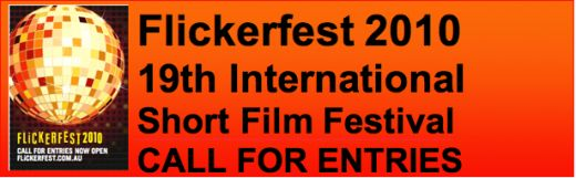 Flickerfest Call for Entries 2010