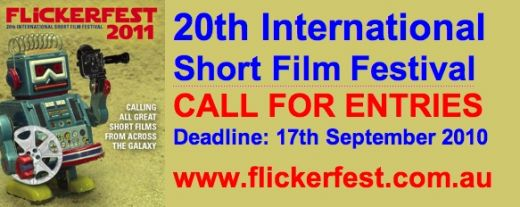 Flickerfest 2011 Call for Entries