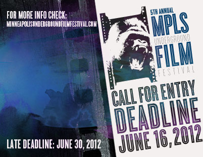 2012 Call for Entry